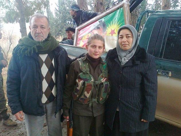 Child Soldier YPG 03
